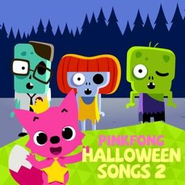 Halloween Songs 2   EP Pinkfong