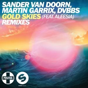 Gold Skies (feat. Aleesia) - EP