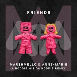 View album Marshmello & Anne-Marie - FRIENDS (A Boogie wit da Hoodie Remix) - Single
