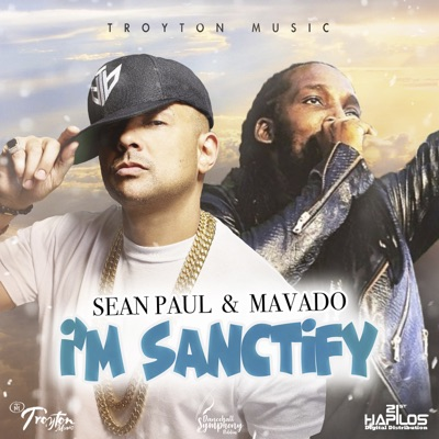 I'm Sanctify - Single - Sean Paul