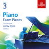 Piano Exam Pieces 2019 & 2020, ABRSM Grade 3 - Dinara Klinton, Robert Thompson, Anthony Williams, Richard Uttley & Nikki Iles
