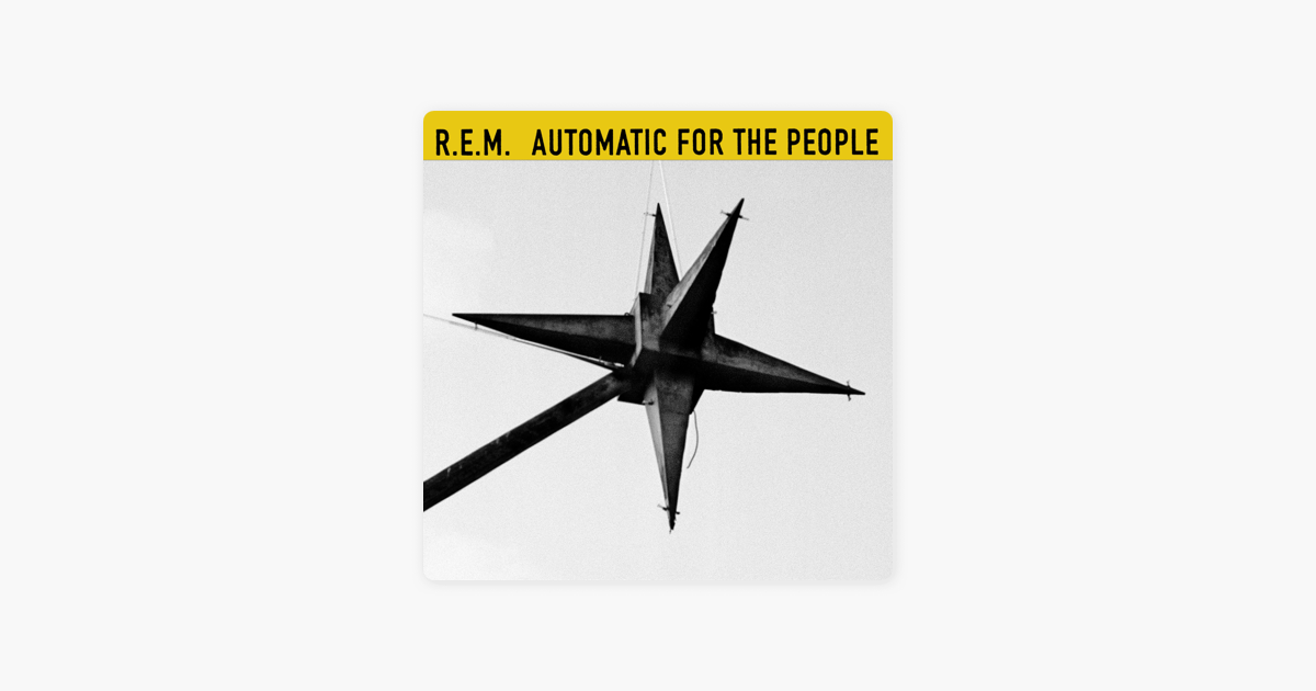 Альбом «<b>Automatic For the</b> People (25th Anniversary Edition ...