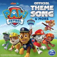PAW Patrol - PAW Patrol Official Theme Song & More - EP