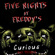 Alex Strobach - Five Nights at Freddy's: Curious?: An Unofficial FNAF Tale, Book 1 (Unabridged)