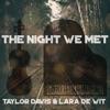 The Night We Met (Instrumental) - Single, Taylor Davis & Lara de Wit