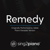 [Download] Remedy (Originally Performed by Adele) [Piano Karaoke Version] MP3