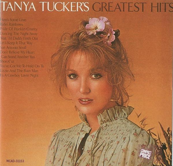 Tanya Tucker's Greatest Hits
