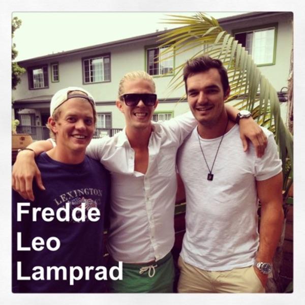 Fredde, Leo och Lamprad