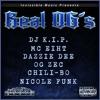 Real Og's (feat. Dazzie Dee, Nicole Funk, MC Eiht, OG Zec & Chili-Bo) - Single, DJ K.I.P.