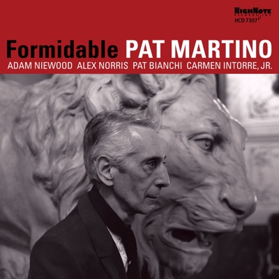 Formidable - Pat Martino album
