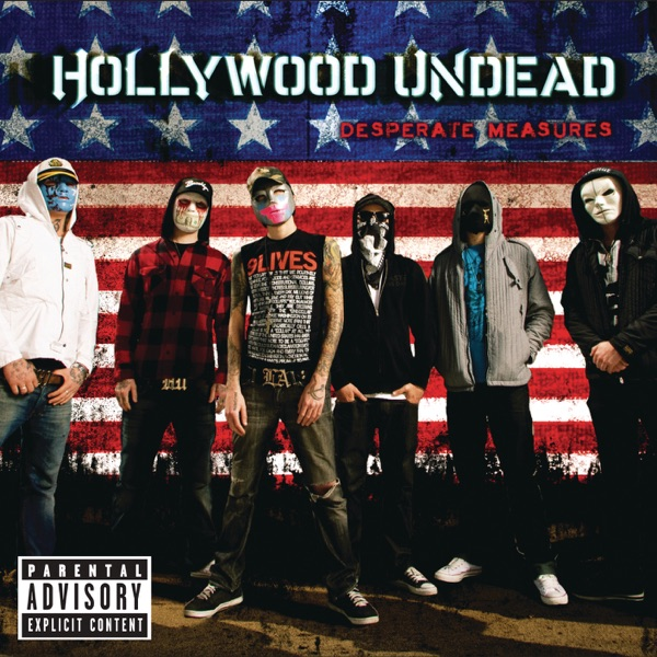 Hollywood Undead - Black Dahlia