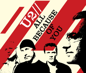 U2 - She's a Mystery to Me (Live from Brooklyn)