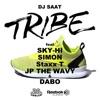 TRIBE (feat. SKY-HI, SIMON, Staxx T, JP THE WAVY & DABO) - Single ジャケット写真