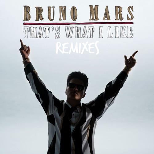 Bruno Mars - That's What I Like (BLVK JVCK Remix) - Single