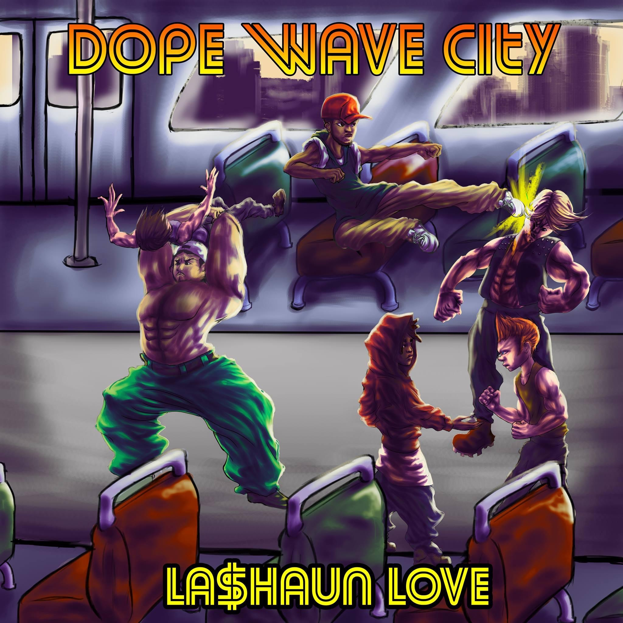 Dope Wave City (feat. Infinite Villain) - Single