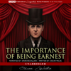 Oscar Wilde - The Importance of Being Earnest (Unabridged)  artwork