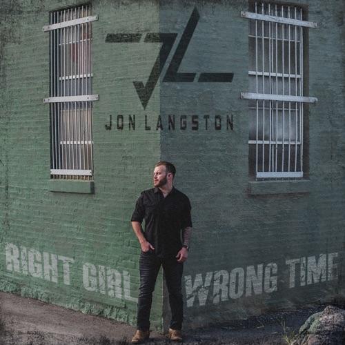 Jon Langston - Right Girl Wrong Time - Single