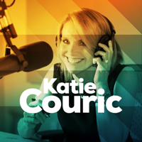 Podcast cover art for Katie Couric