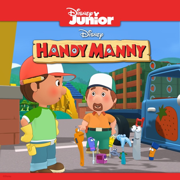 It is a photo of Exceptional Handy Manny Images