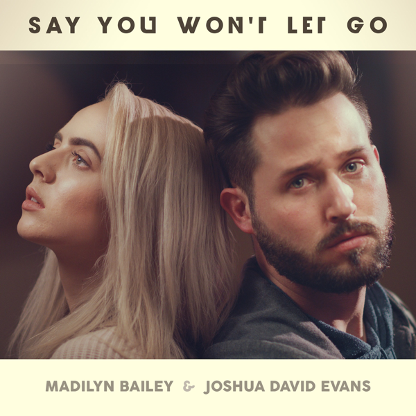 Say You Won T Let Go Feat Madilyn Bailey Single By Joshua David