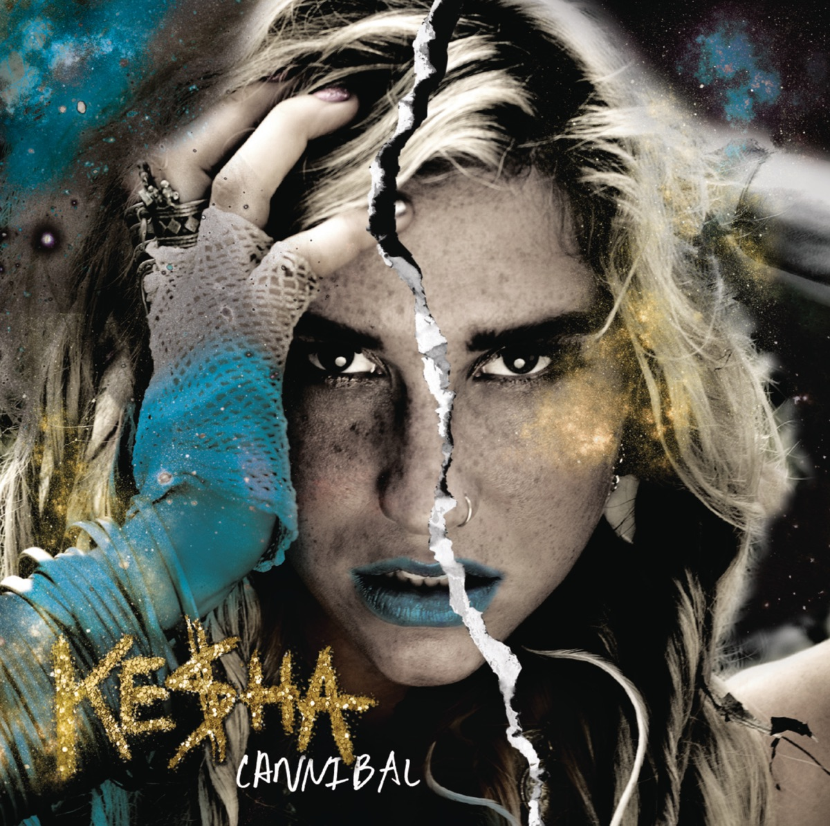 Cannibal Kesha CD cover