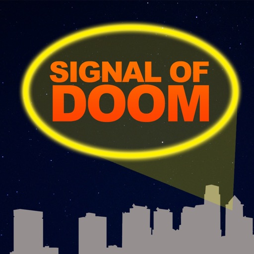 Cover image of Signal of Doom: A Comic Book Podcast