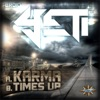 Karma/Times up - Single ジャケット写真