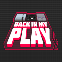 Podcast cover art for Back in my Play: A Podcast for Nostalgic Gamers