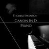 Canon in D (Piano) - Thomas Swanson
