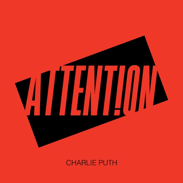 Attention - Single by ...