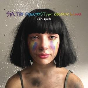 The Greatest (feat. Kendrick Lamar) [KDA Remix] - Single Mp3 Download