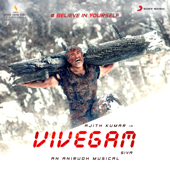 Vivegam (Original Motion Picture Soundtrack)-Anirudh Ravichander