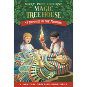 Download Mummies in the Morning: Magic Tree House, Book 3 (Unabridged) Audio Book