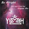 David López - Be Alright (feat. Sergio Angel) ilustración