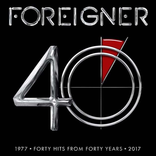 40 By Foreigner On Apple Music