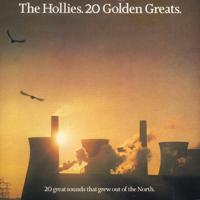The Hollies - 20 Golden Greats artwork