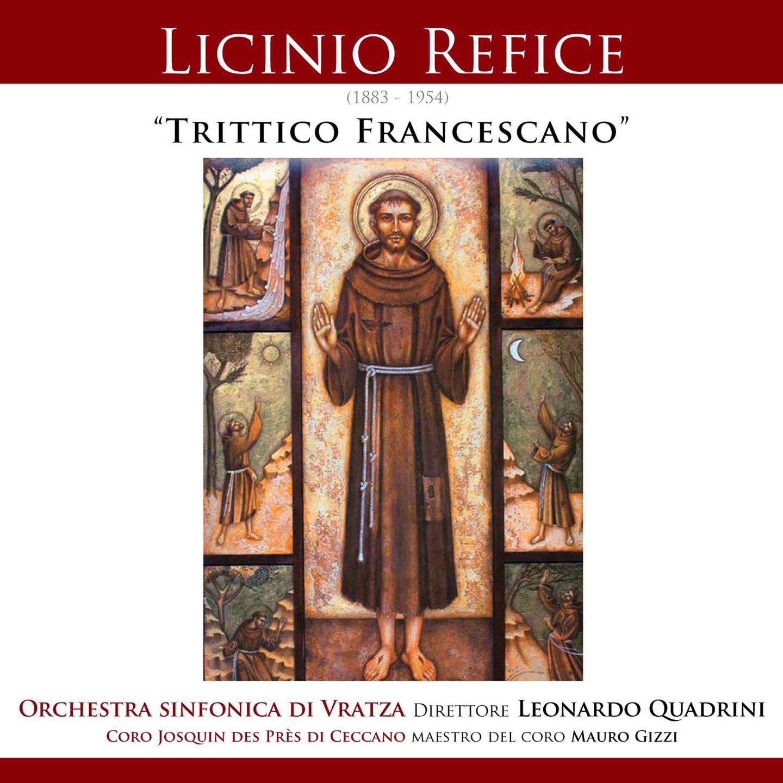 Trittico Francescano, Quadro terzo, Morte e glorificazione: Alleluia