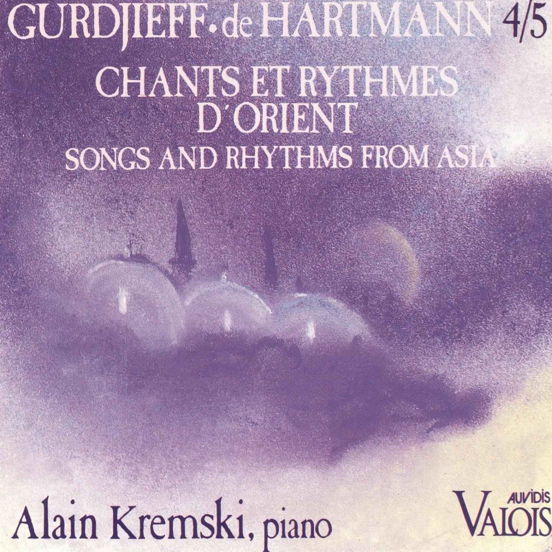 Chants et rythmes d'Orient, Vol. 4 & 5