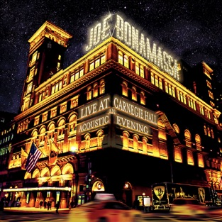 Live at Carnegie Hall – An Acoustic Evening – Joe Bonamassa