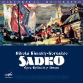 Садко, картина 2: Хороводная песня Садко
