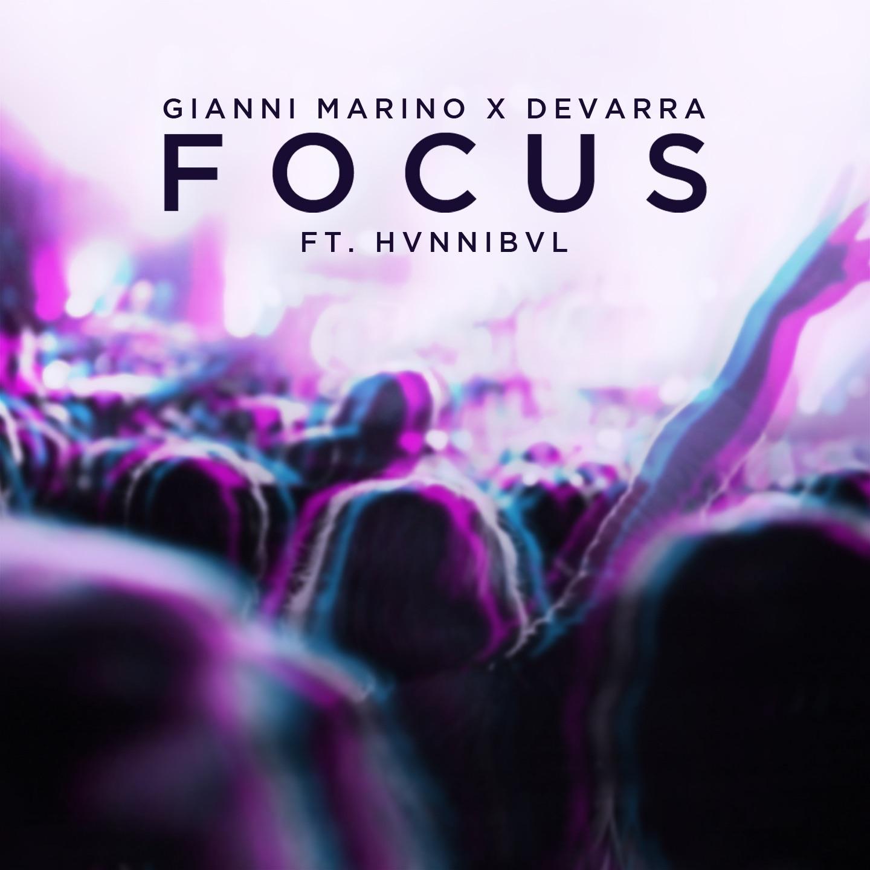 Focus (feat. HVNNIBVL) - Single