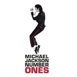 Number Ones - Michael Jackson Album Cover