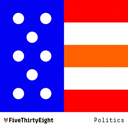 Cover image of FiveThirtyEight Politics