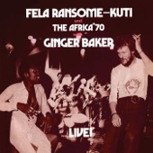 Fela Ransome-Kuti with Africa '70 and Ginger Baker - Let's Start