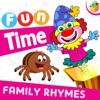 Fun Time Family Rhymes