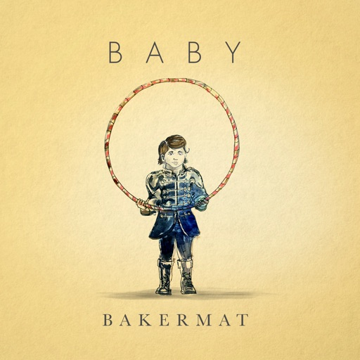 Art for Baby by Bakermat