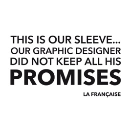 Promises This Is Our Sleeve Our Graphich Designer Did Not Keep All His