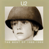 U2 - The Best of 1980-1990 Grafik