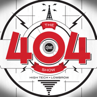The 404 Show podcast