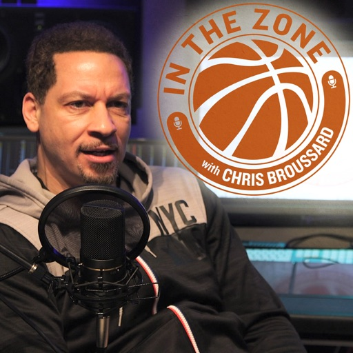 Cover image of In The Zone with Chris Broussard